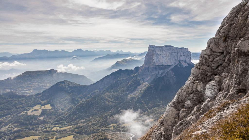 VERCORS<br>Mont-Aiguille