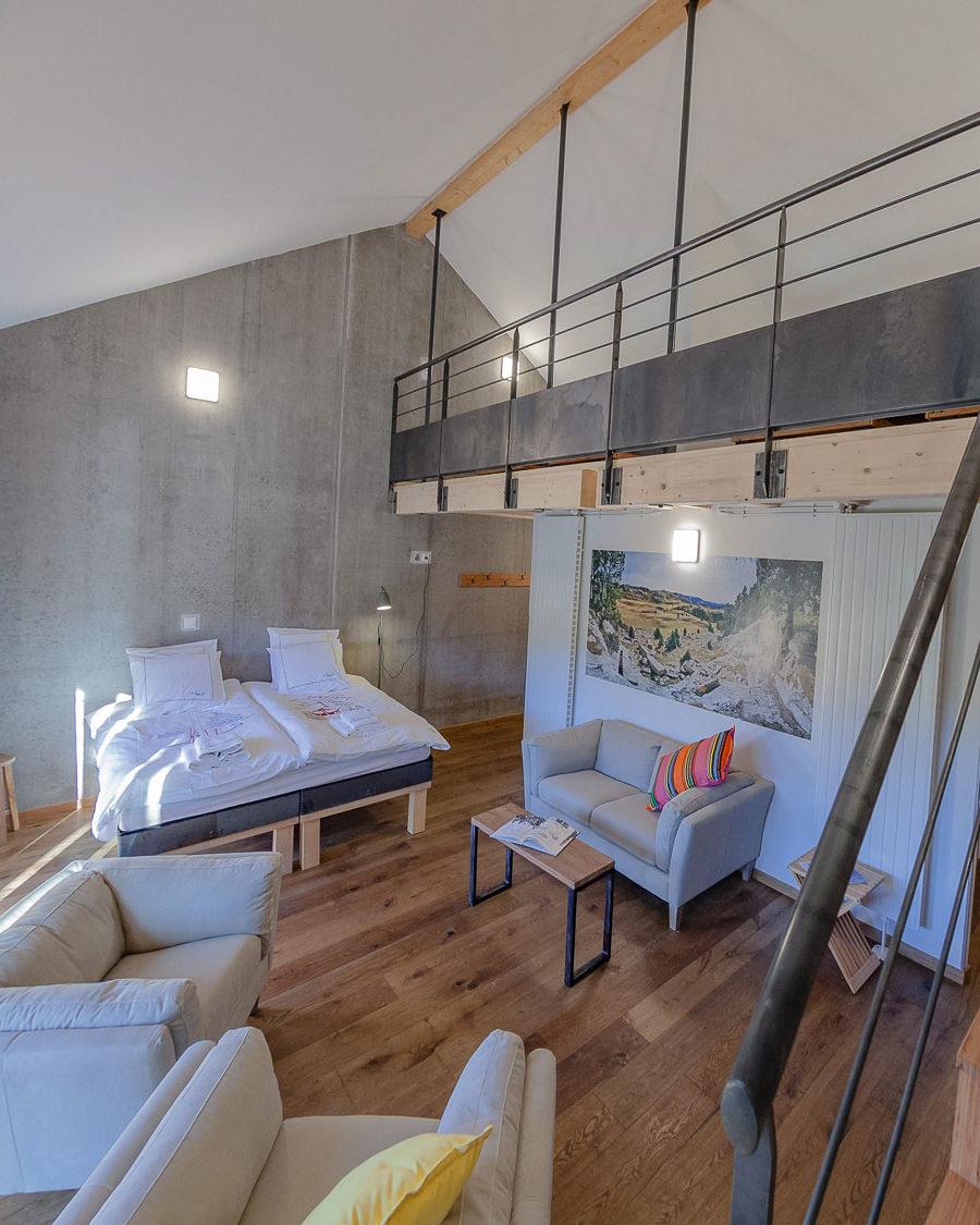 Chambre suite -Zecamp